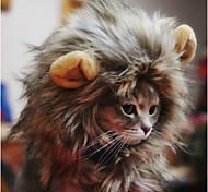 Кошка Собака Платки и шапочки Одежда для собак Косплей Костюм Для домашних животных