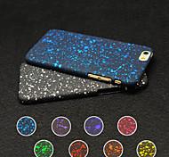 economico -Per iPhone X iPhone 8 iPhone 6 iPhone 6 Plus Custodie cover Ultra sottile Custodia posteriore Custodia Glitterato Morbido Silicone per