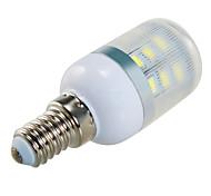 ywxlight® e14 e26 / e27 led mais lichter 24 smd 5730 810 lm warmweiß kaltweiß dekorativ ac 220-240 ac 110-130 v