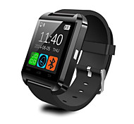 cheap -U8 Smartwatch Bluetooth Answer/Camera Message Media Control/Anti-lost for Android/iOS Smartphone