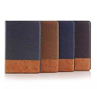 Недорогие -7.9-дюймовый сопоставлять цвета картины высокого качества PU кожаный чехол для IPad мини 4 (разные цвета)