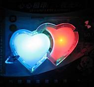 Недорогие -двойной цветной любовь привели ночные огни