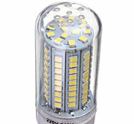 YWXLight® 6W E14 G9 GU10 B22 E26/E27 LED Corn Lights 102 SMD 2835 500 lm Warm White Cold White Decorative AC 220-240 V