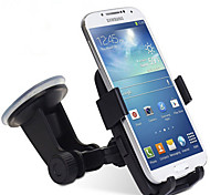 cheap -Phone Holder Stand Mount Car Windshield Adjustable Stand Plastic for Mobile Phone