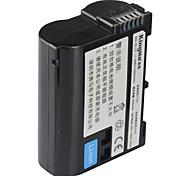 Kingma ан-EL15 цифровая камера аккумулятор для Nikon D600 D610 D800 D600E D800E D810 D7000 D7100 D750 v1 MH-25