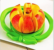 Недорогие -Нержавеющая сталь Творческая кухня Гаджет Для фруктов Cutter & Slicer