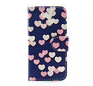 cheap -Design Of Coloured Drawing Or Pattern PU Leather Full Body Case with Stand for iTouch 5/iTouch 6