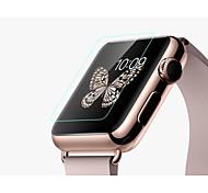 preiswerte -hoco r lucency Armbanduhr Hartglas-Schutzfolie für Apple aatch 38mm 42mm
