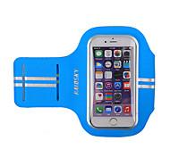 L Armband Handy-Tasche für Rennsport Radsport/Fahhrad Laufen Jogging Sporttasche tragbar Touchscreen Telefon/Iphone Tasche zum Joggen