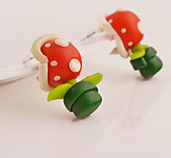 cheap -Women's Stud Earrings - Flower, Animal Red For Daily / Casual