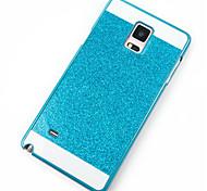 Недорогие -Для Samsung Galaxy Note Защита от удара Кейс для Задняя крышка Кейс для Сияние и блеск PC Samsung Note 5 / Note 4 / Note 3