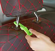 Недорогие -пластик Открытые Дорожные Главная организация, 1 комплект Крючки Оригинальные крючки Крючки для кухни Крючки для сумок
