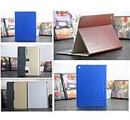 роскошный кожаный чехол сетка карты бумажник стоять умный Защитный книги случаи для Ipad 4/3/2 (ассорти цветов)