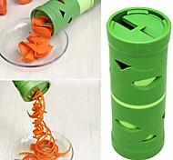 Недорогие -огурец морковь мочалку резки нарезки ножом многофункциональное устройство измельченных вращательные спираль нити резак терки