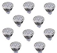 Недорогие -ywxlight® 10pcs gu5.3 (MR16) 6w 4 * початка 540lm теплый / холодный белый AC 85-265 AC / DC 12V