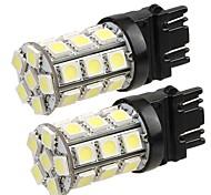 cheap -T20 Car Light Bulbs SMD 5050 27 LED Exterior Lights For universal