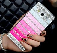 побрякушки кристалл блеск алмаза горный хрусталь случай для Samsung Galaxy Grand премьер ядра / штрихом / j1 / J5 / J7 / J3 / 2016 г.