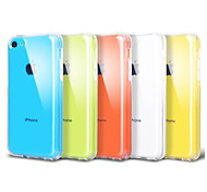 transparente TPU weiche Tasche für iphone5c