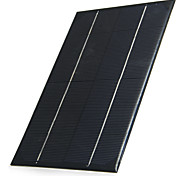cheap -4.2W 6V Output Polycrystalline Silicon Solar Panel for DIY Power Banks