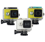 Мешки Водонепроницаемые кейсы Кейс Монтаж Водонепроницаемый Плавающий Для Экшн камера Xiaomi Camera Охота и рыболовство катание на лодках