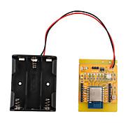 esp8266 esp-12 serie wi-fi versión industrial estable una placa de prueba plena conduce io completo