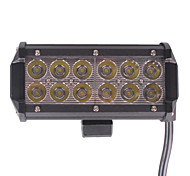 "cheap -1pc 7"" 36W LED Work Light Bar Lamp Tractor Boat Off-Road 4WD 4x4 12v 24v Truck SUV ATV Flood Super Bright"