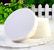 Makeup Tools to Iinstall a Small Round Sponge Puff/make-up Puff Dry Wet Amphibious