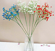 cheap -Artificial Flowers 1 Branch Simple Style Baby Breath Tabletop Flower