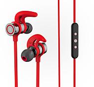 abordables -basses puissantes sweatproof magnétique stéréo sans fil Bluetooth 4.1 le sport écouteur support de casque apt-X