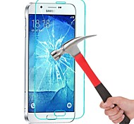 cheap -Screen Protector Samsung Galaxy for A8 Tempered Glass Front Screen Protector