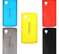Недорогие -Новый премиум Google крышка бампер чехол для LG Nexus 5 D820 821