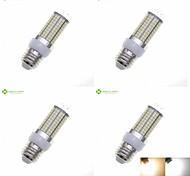 8W E14 G9 GU10 B22 E26 E26/E27 LED лампы типа Корн Утапливаемое крепление 180 светодиоды SMD 2835 Водонепроницаемый Декоративная Тёплый