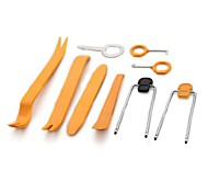 cheap -ZIQIAO 12Pcs Car Door Plastic Trim Dash Stereo Radio Installation Removal Pry Tool Set