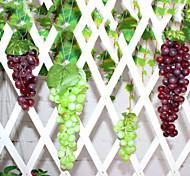 Недорогие -Искусственные Цветы 1 Филиал Пастораль Стиль Фрукты Цветы на стену