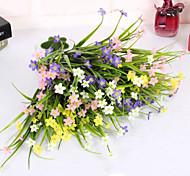 Недорогие -Искусственные Цветы 1 Филиал Простой стиль Орхидеи Букеты на стол