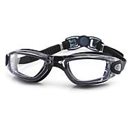 FEIUPE Gafas de natación Mujeres / Hombres / Unisex Anti vaho / Impermeable / Tamaño Ajustable / Anti-UV Gel de Sílice PCBlanco / Gris /