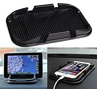 ziqiao do painel do carro mat almofada pegajosa titular gps anti telefone móvel dispositivo antiderrapante itens interiores acessórios