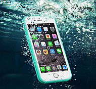 cheap -For iPhone 7 Plus Water Resistant Light&Thin Phone Case for iPhone 6s 6 Plus