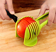 cheap -Plastic DIY Novelty Home Kitchen Tool Fruit Vegetable Egg Cutter & Slicer Salad Tools