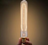 ecolight® e27 40w 3700k теплый белый чердак ретро лампа накаливания лампа накаливания (ac220 ~ 265v