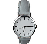 cheap -Genuine Leather Belt Women's Watch Cool Watches Unique Watches