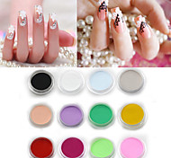 cheap -Nail Polish Kit / Powder Classic Nail Art Design Daily