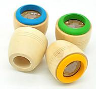 Недорогие -1шт ребенок образовательные классические игрушки красочные деревянные Магия Калейдоскоп призмы