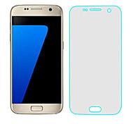 Недорогие -Защитная плёнка для экрана Samsung Galaxy для S7 Закаленное стекло Защитная пленка для экрана Против отпечатков пальцев