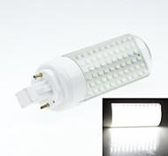 Недорогие -G24 Двухштырьковые LED лампы Утапливаемое крепление 72 светодиоды SMD 2835 Декоративная Тёплый белый Холодный белый 3000-3500/6000-6500lm