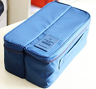 cheap -Travel Toiletry Bag Travel Luggage Organizer / Packing Organizer Portable Multi-function Travel Storage for Underwear Clothes Socks Bras