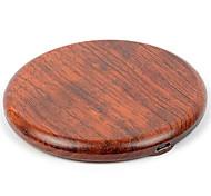 Woodiness qi мобильный телефон беспроводное зарядное устройство для samsung s8 s8 plus s7 край s6 lg или другой встроенный qi приемник смартфон