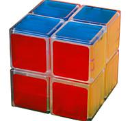 Недорогие -Кубик рубик WMS 2*2*2 Спидкуб Кубики-головоломки головоломка Куб профессиональный уровень Скорость Новый год День детей Подарок