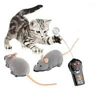 Remote Control Toys Animals Toys Remote Control Walking Mouse 1 Pieces Halloween Children's Day Gift