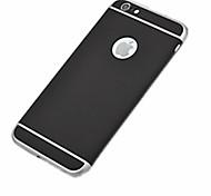 Недорогие -3 в 1 люкс ПК жесткий чехол для Iphone 6с 6 плюс